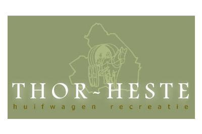 Thor-Heste Huifwagen recreatie
